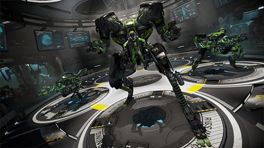Games VR