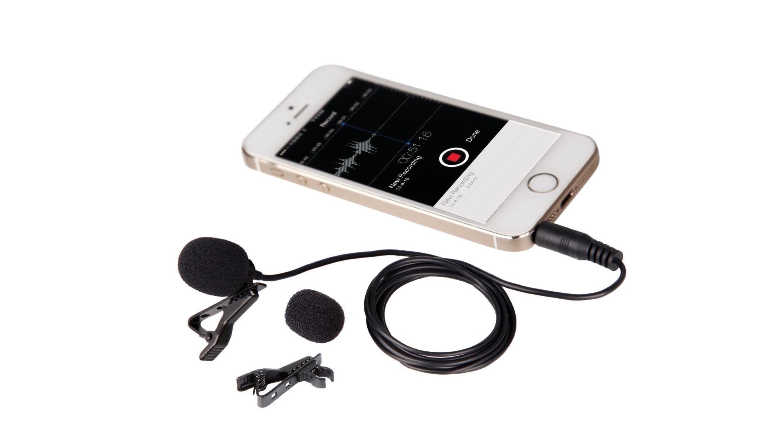 Как сделать смартфон микрофоном