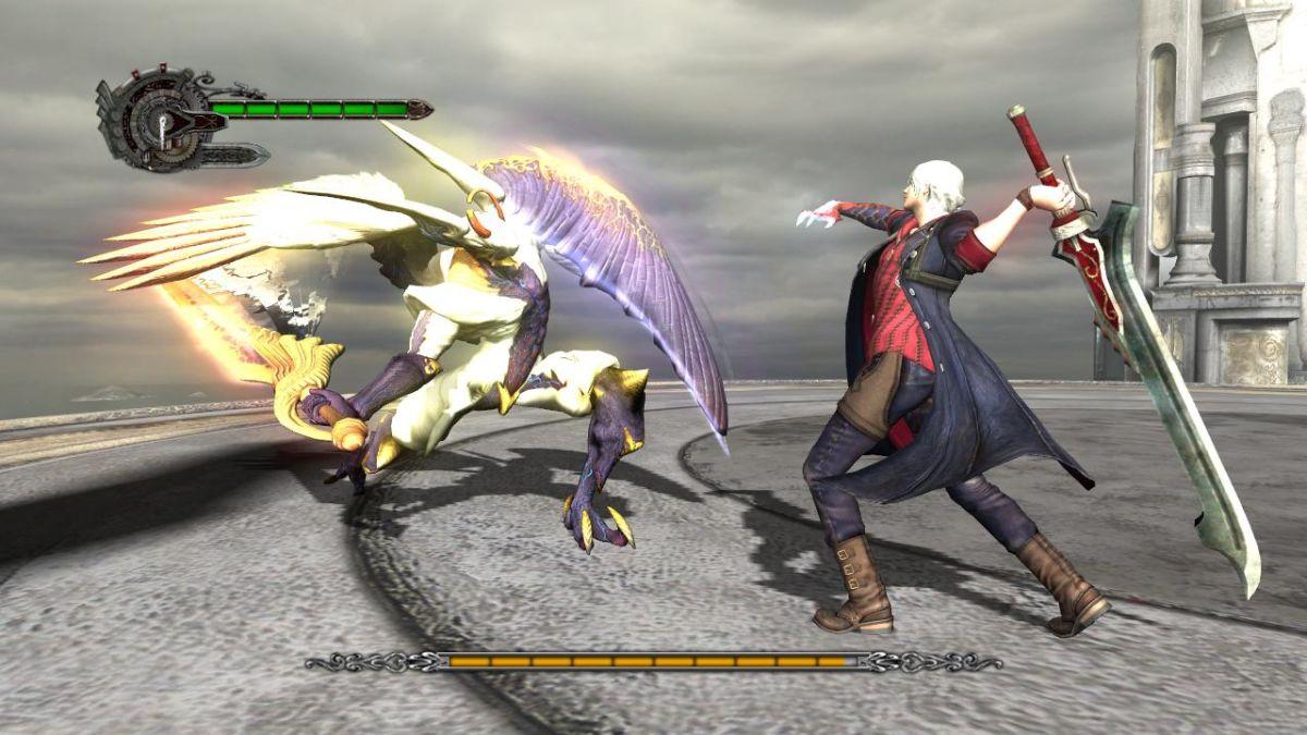 Kuvahaun tulos haulle Devil May Cry 4 XBOX360