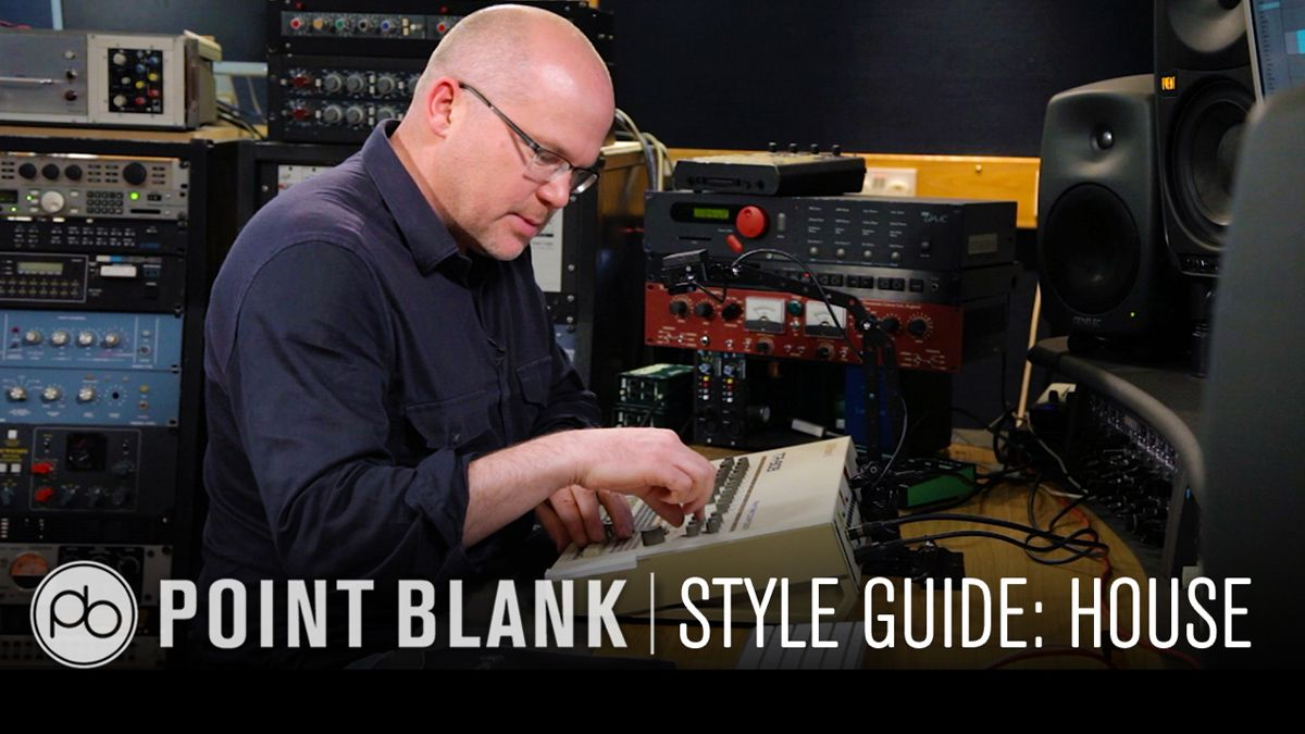 Point blank traces a history of house music and the roland for History of house music