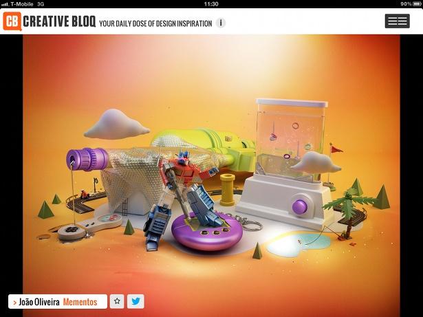 Creative Bloq Design Spring