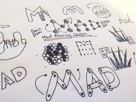 HTML animated logo design 1