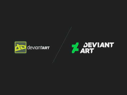 DeviantArt reveals new logo and relaunched website