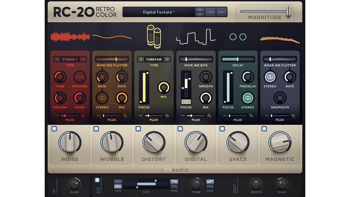 XLN Audio RC Retro Color (free version) download for PC