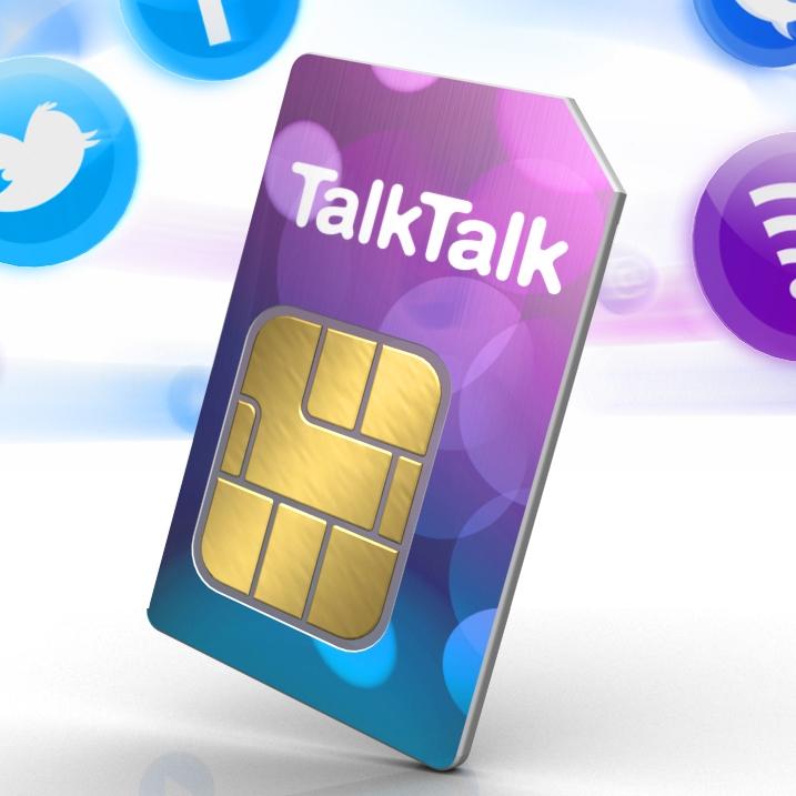 talktalk sim only discounts