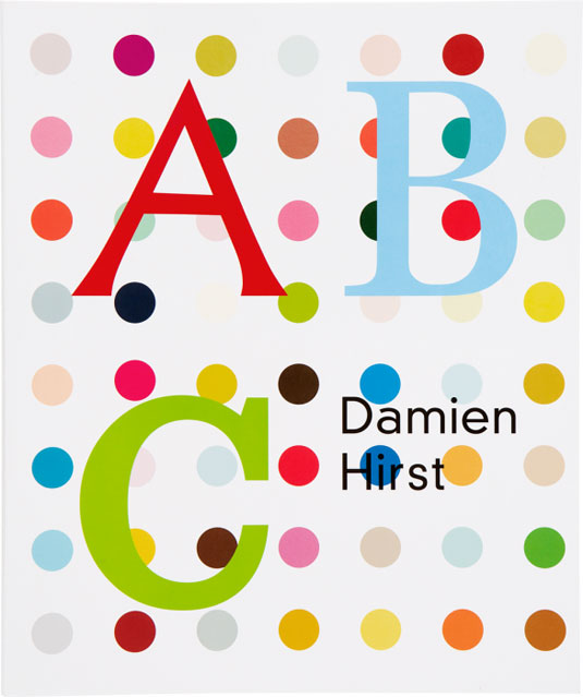 Damien Hirst ABC book