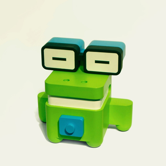 Minimals toy design