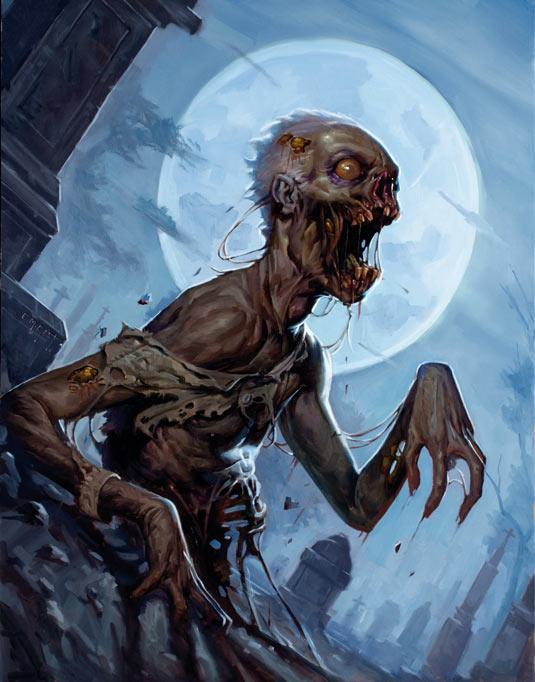 Gist zombie