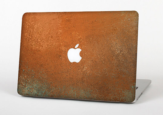 Mac decals - Burnt Mac