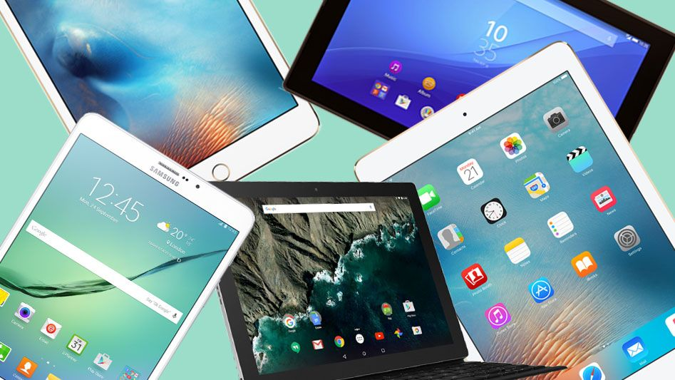 The 10 best tablets you can buy in 2017