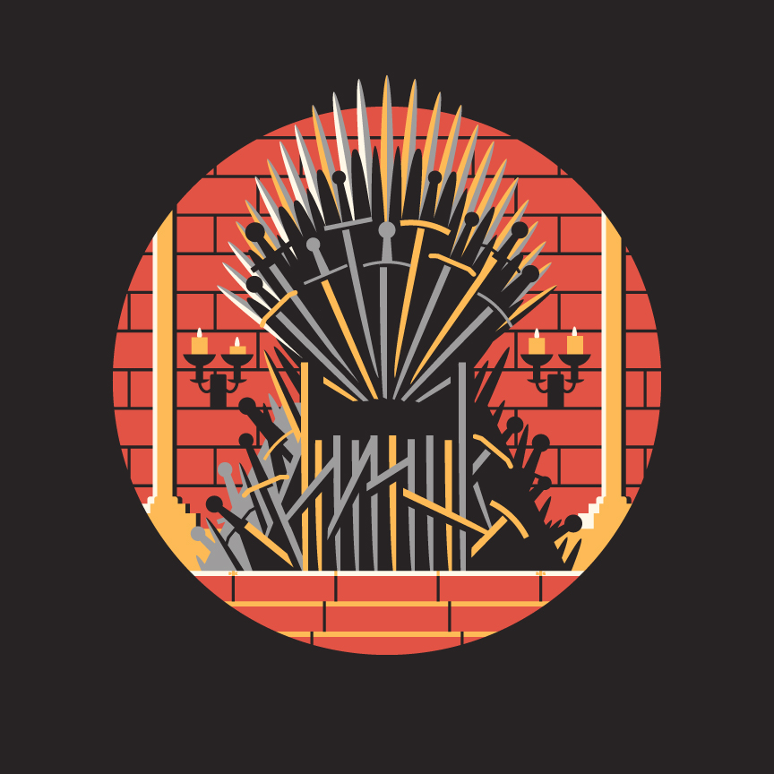 pop culture icon designs