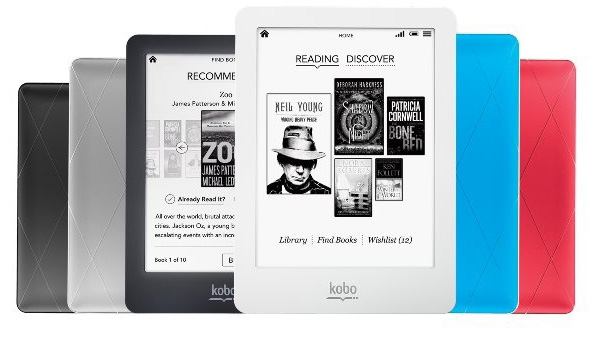 Nook Reader Vs Kindle Reader: Nook Simple Touch With Glowlight Vs Amazon Kindle