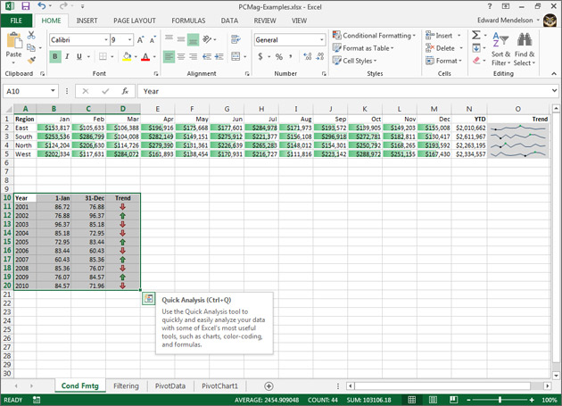 скачать программу Excel 2013 бесплатно на русском языке - фото 10