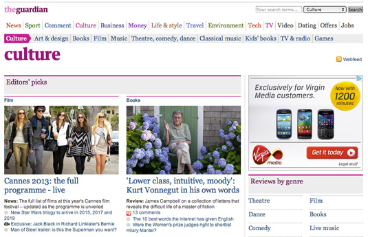 10 brilliantly innovative website menu designs creative bloq