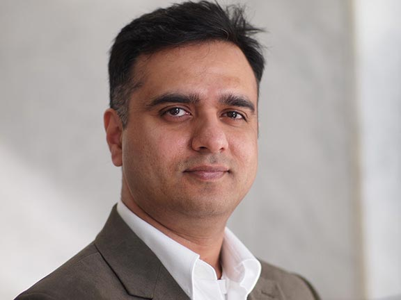 Dheeraj Pandey, CEO Nutanix
