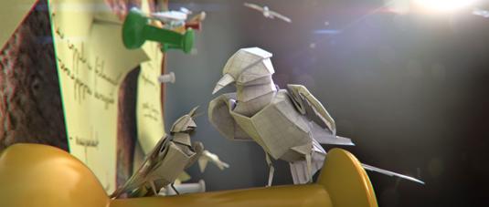 Paper World Siggraph