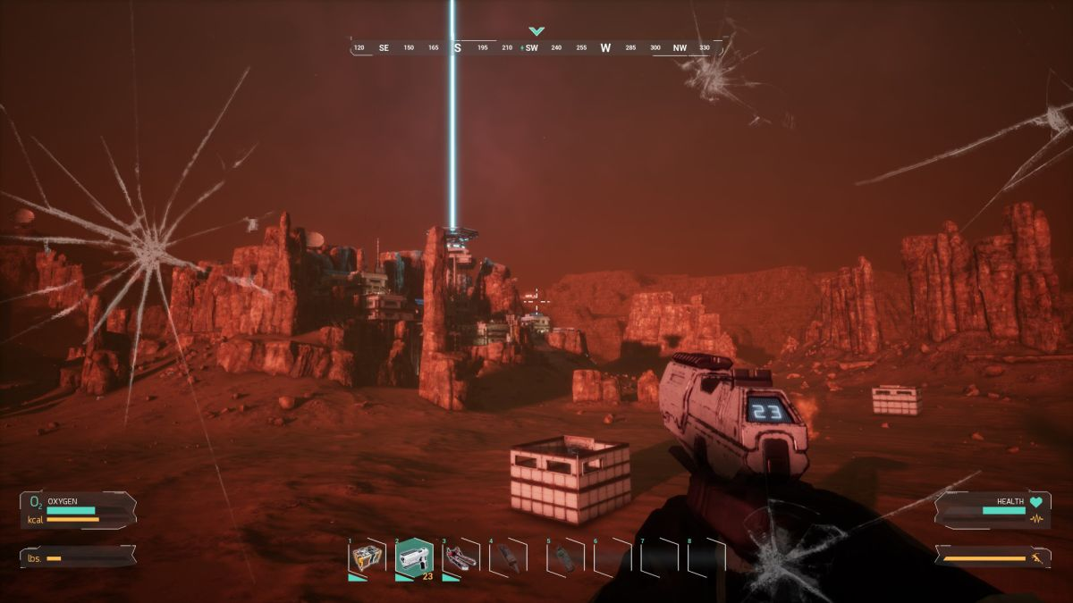 Memories of Mars is a multiplayer, open-world survival game landing in Early Access this Spring