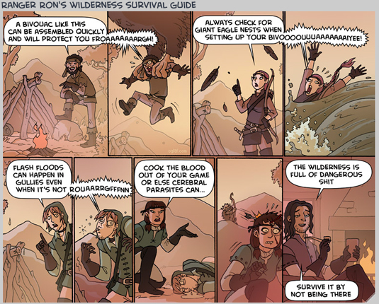 imaginative web comics: oglaf