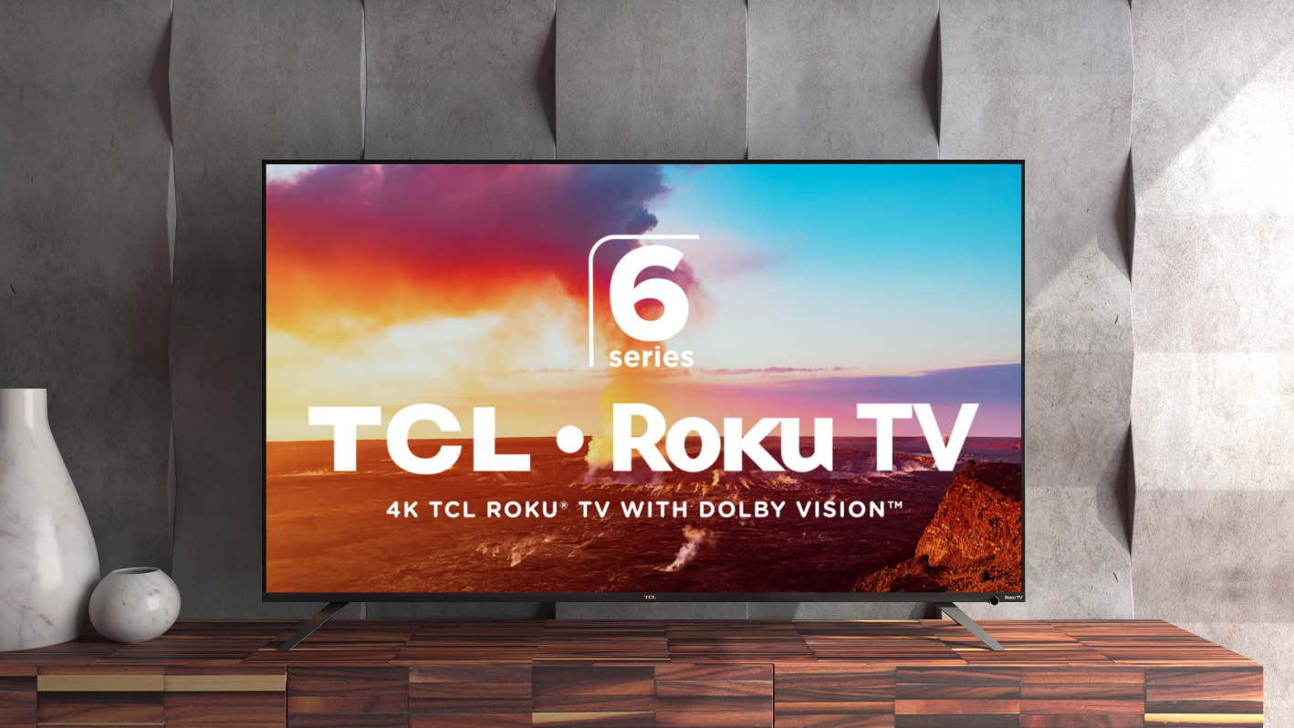 65-inch TCL 6-Series Roku TV
