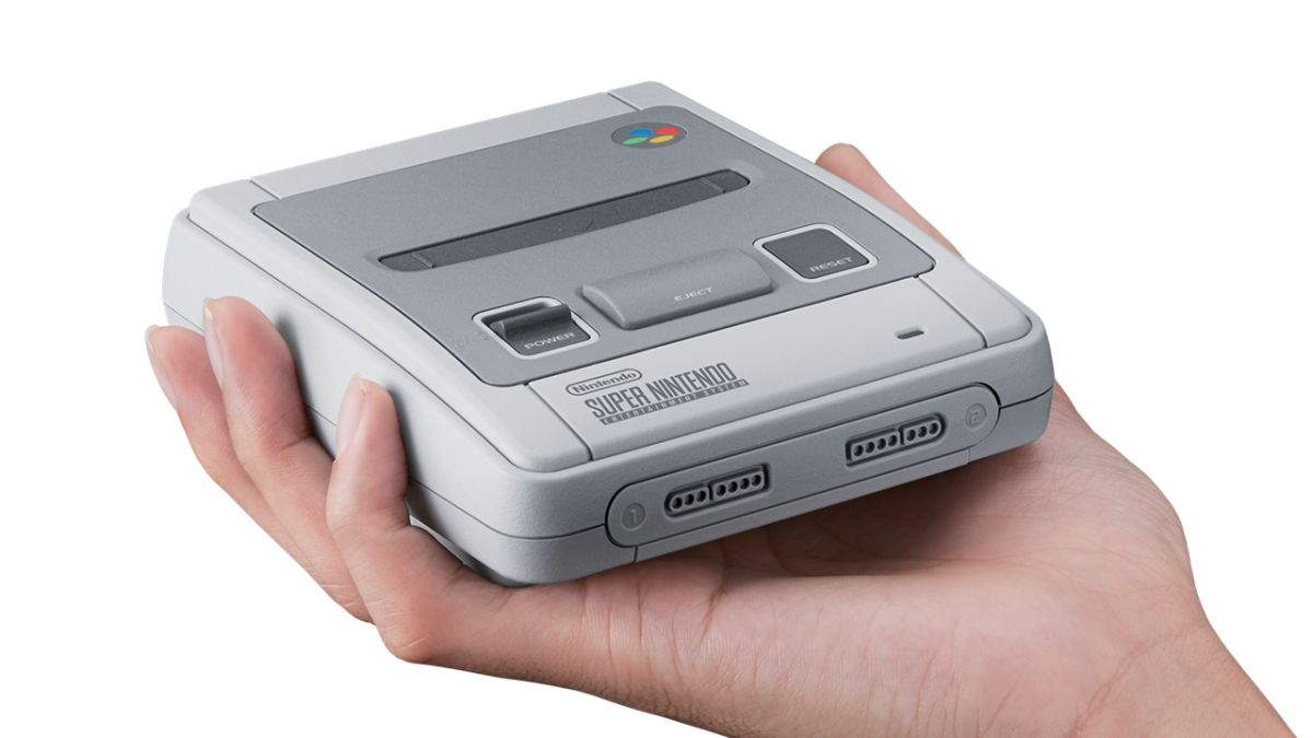SNES Mini hands-on: The games, the hardware, the special features, and everything else you need to know