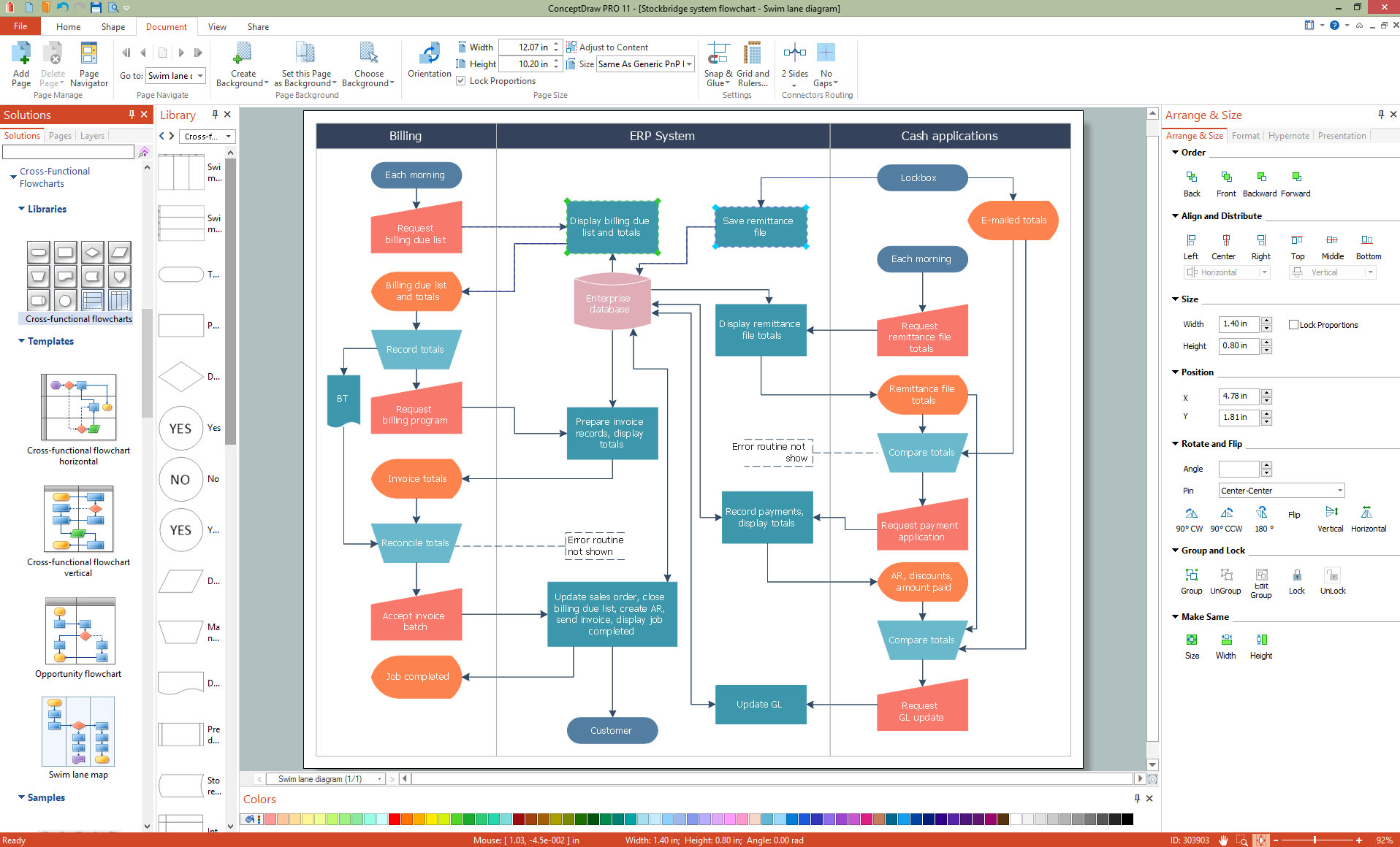 ConceptDraw Pro 11