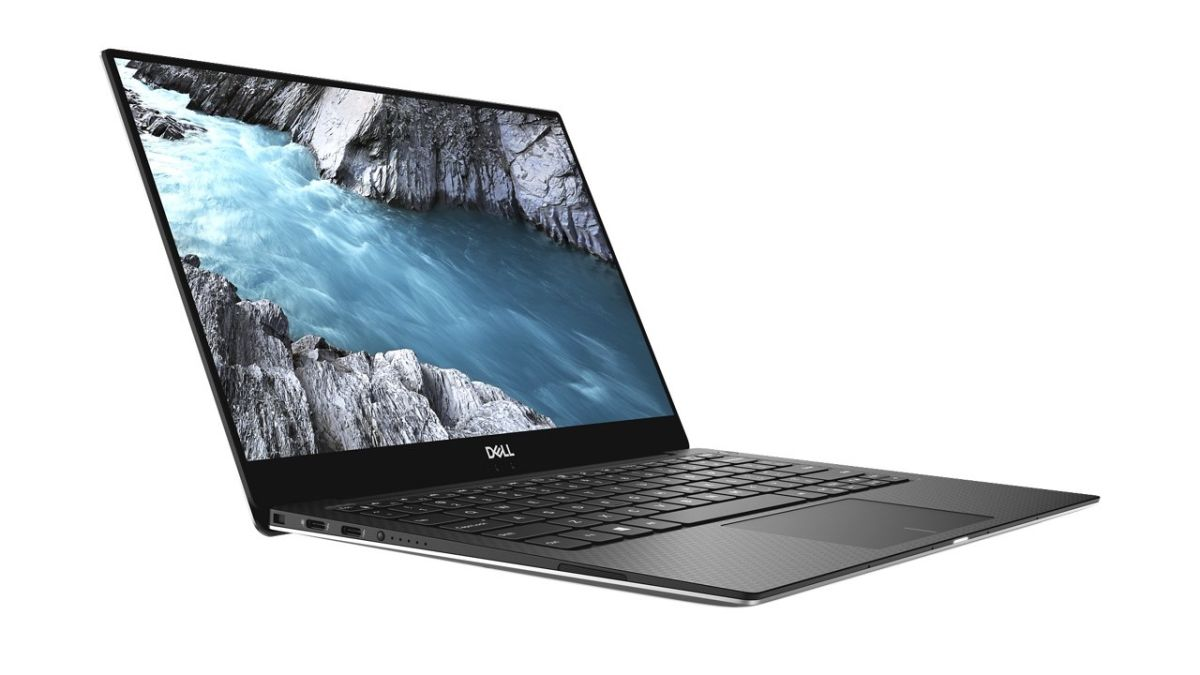 Image result for Dell upgrades XPS 13 laptop with quad-core CPU options and slimmer design