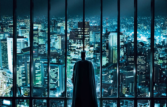 Gotham city: The Dark Knight
