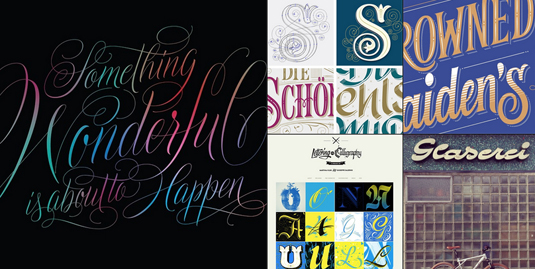 typography on instagram