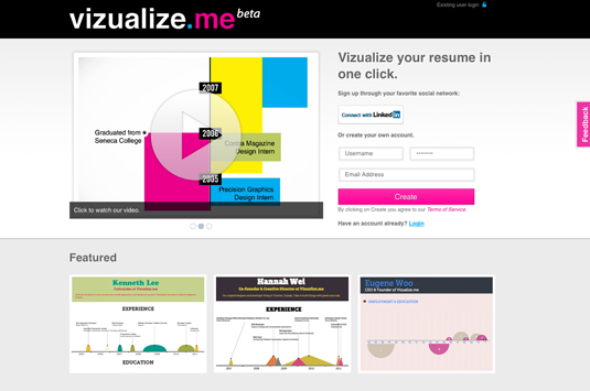 free graphic design software: Vizualize