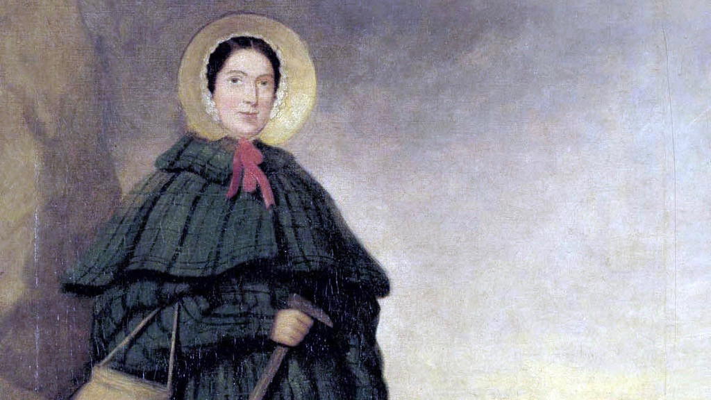Mary Anning, the primary female paleontologist thumbnail