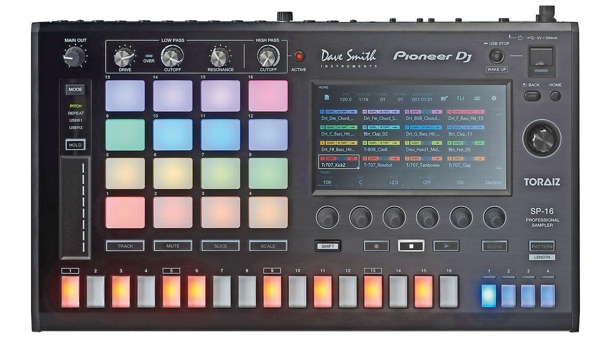 PIONEER DJ TORAIZ SP-16 REVIEW