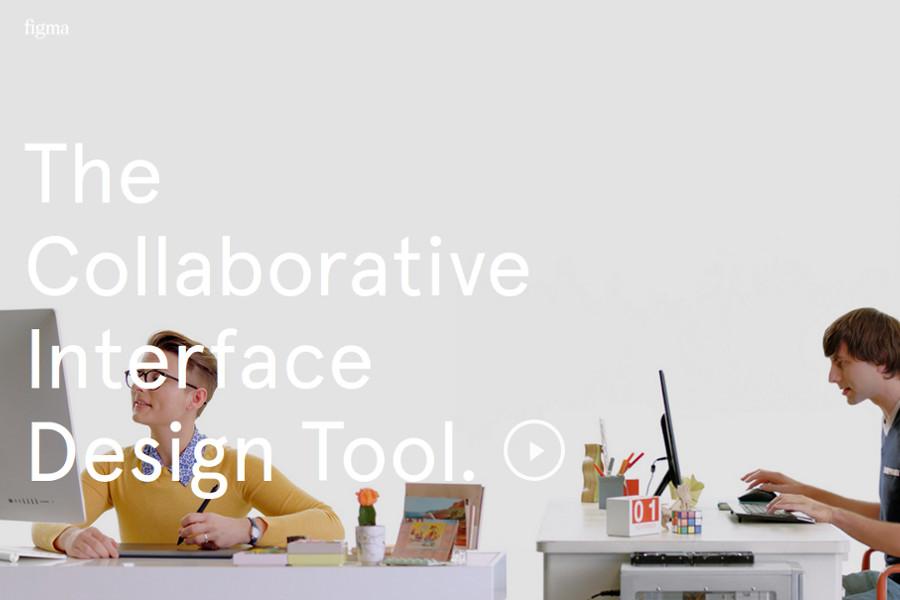 web design tools: Figma