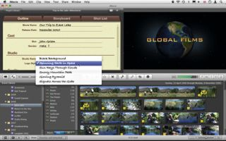 how to make a scary movie trailer on imovie