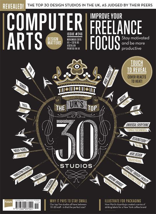 Computer Arts 246 cover