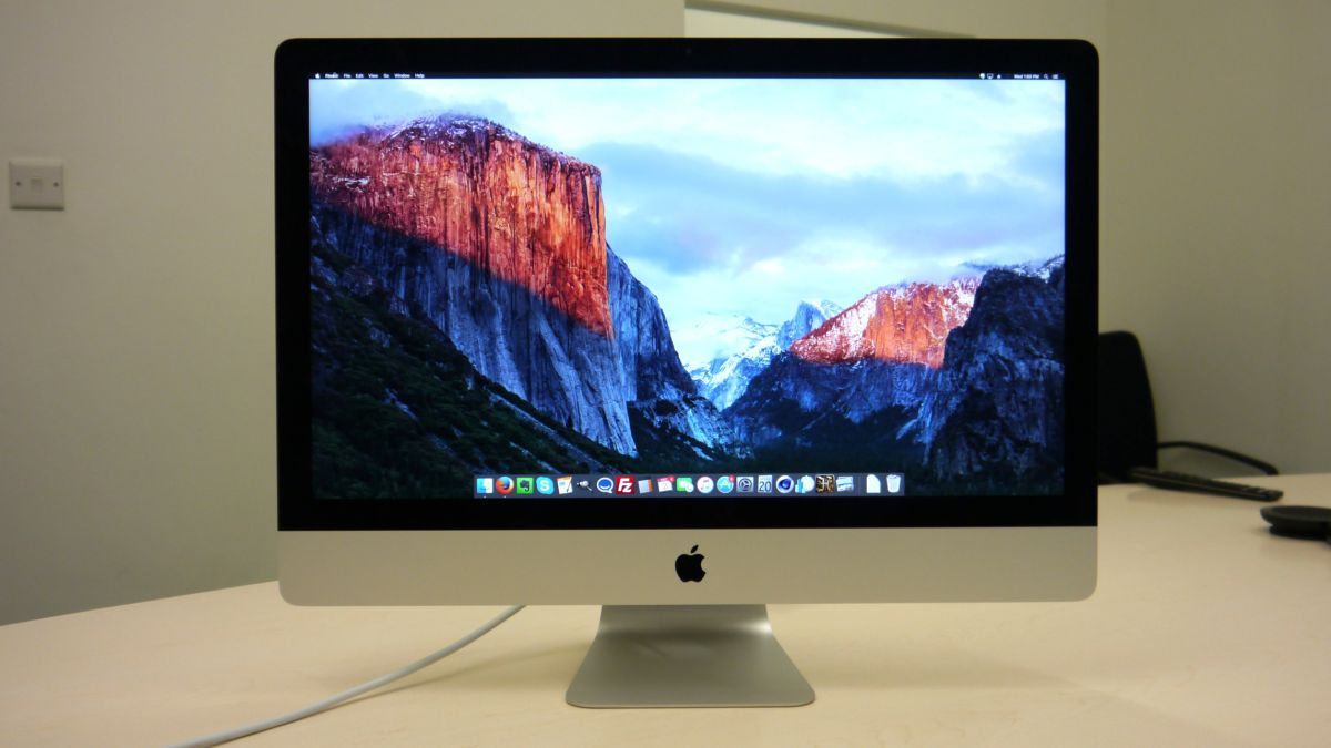 Apple iMac with 5K Retina display (27-inch, late 2015 ...