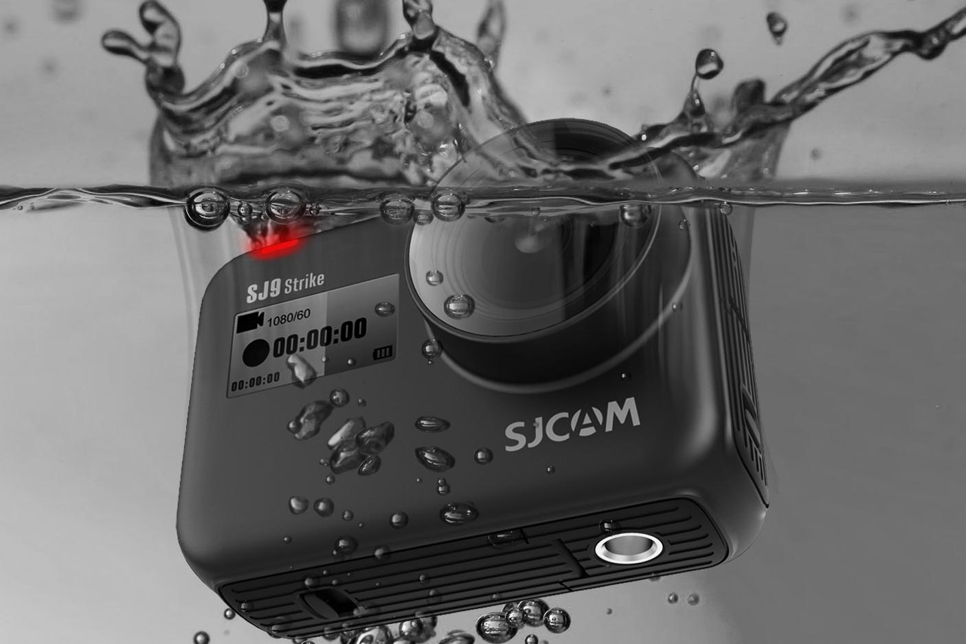 SJCAM launches SJ9 Strike and SJ9 Max action cameras