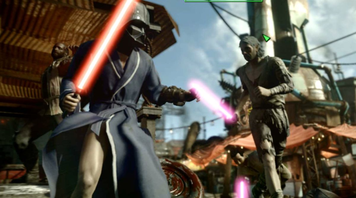 Fallout 4 Wall Light Not Working : Modder brings working lightsabers to Fallout 4 PC Gamer