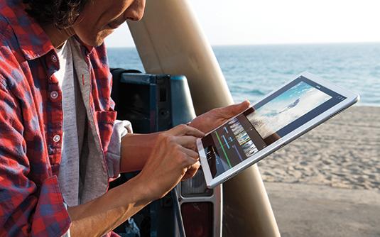 Apple announces new smaller iPad Pro