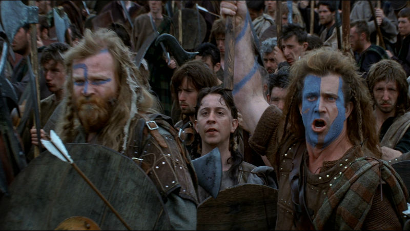 Braveheart, business lessons