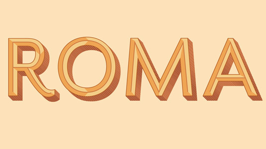 Strato font