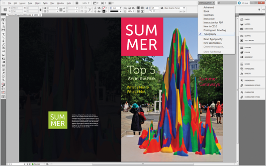 How to master the Page tool in InDesign