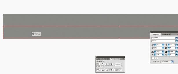 Use a column grid: step 9