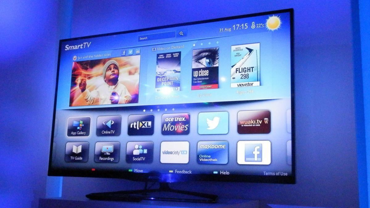 In pictures: Philips 6900 Smart TV   TechRadar