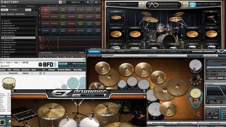 6 of the best vst plugin drum samplers musicradar. Black Bedroom Furniture Sets. Home Design Ideas