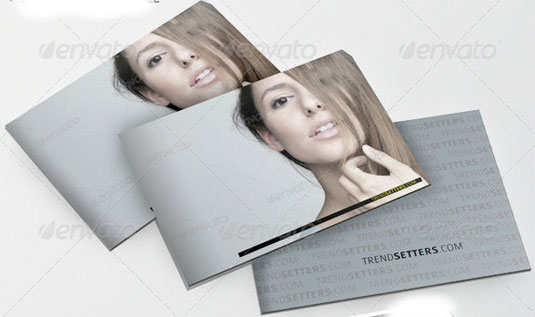 Brochure templates: trend setters