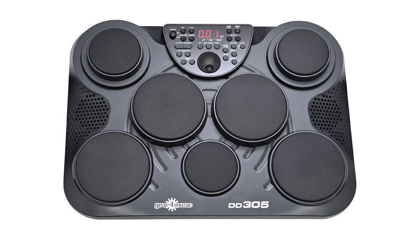 Gear4music Dd305 Portable Electronic Drum Pads Review