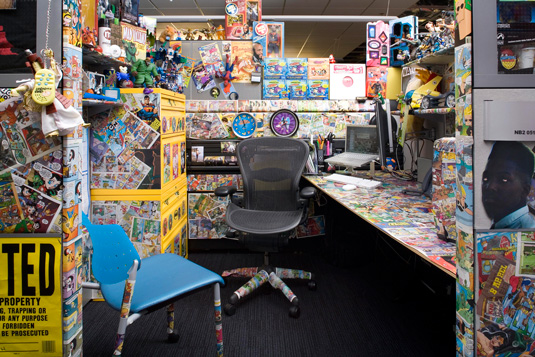 Cool Office Cubicles