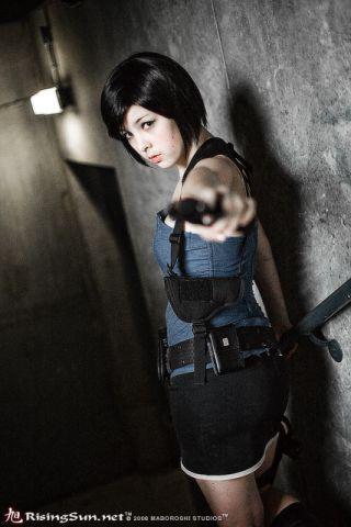 Monika Lee Cosplay Spotlight GamesRadar