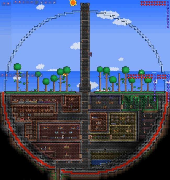 How To Make A Room Suitable For Npc In Terraria