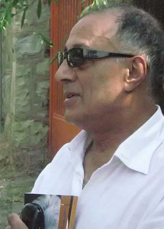 director Kiarostami